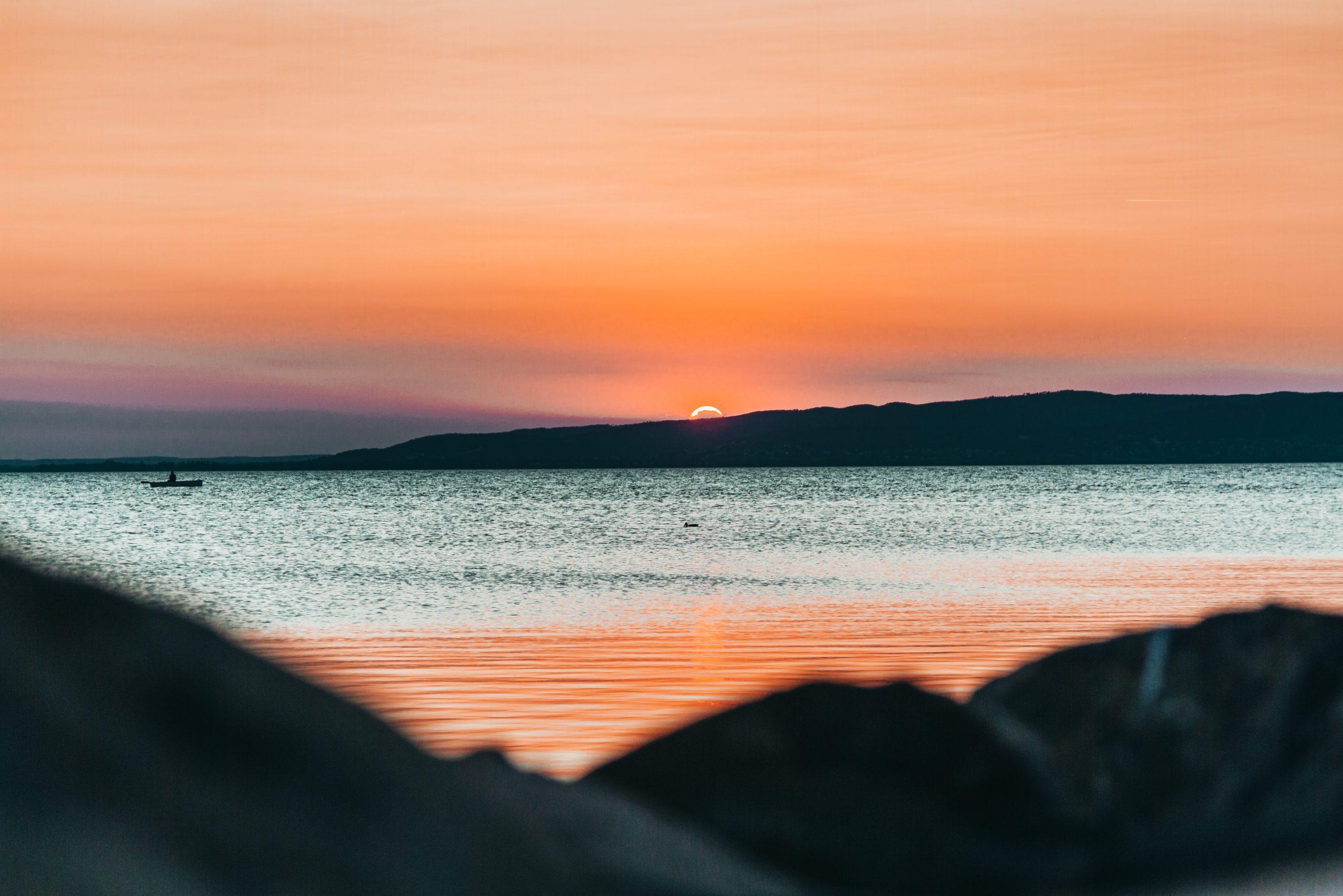 Lake Balaton, Hungary, study in Hungary, attend graduate school abroad